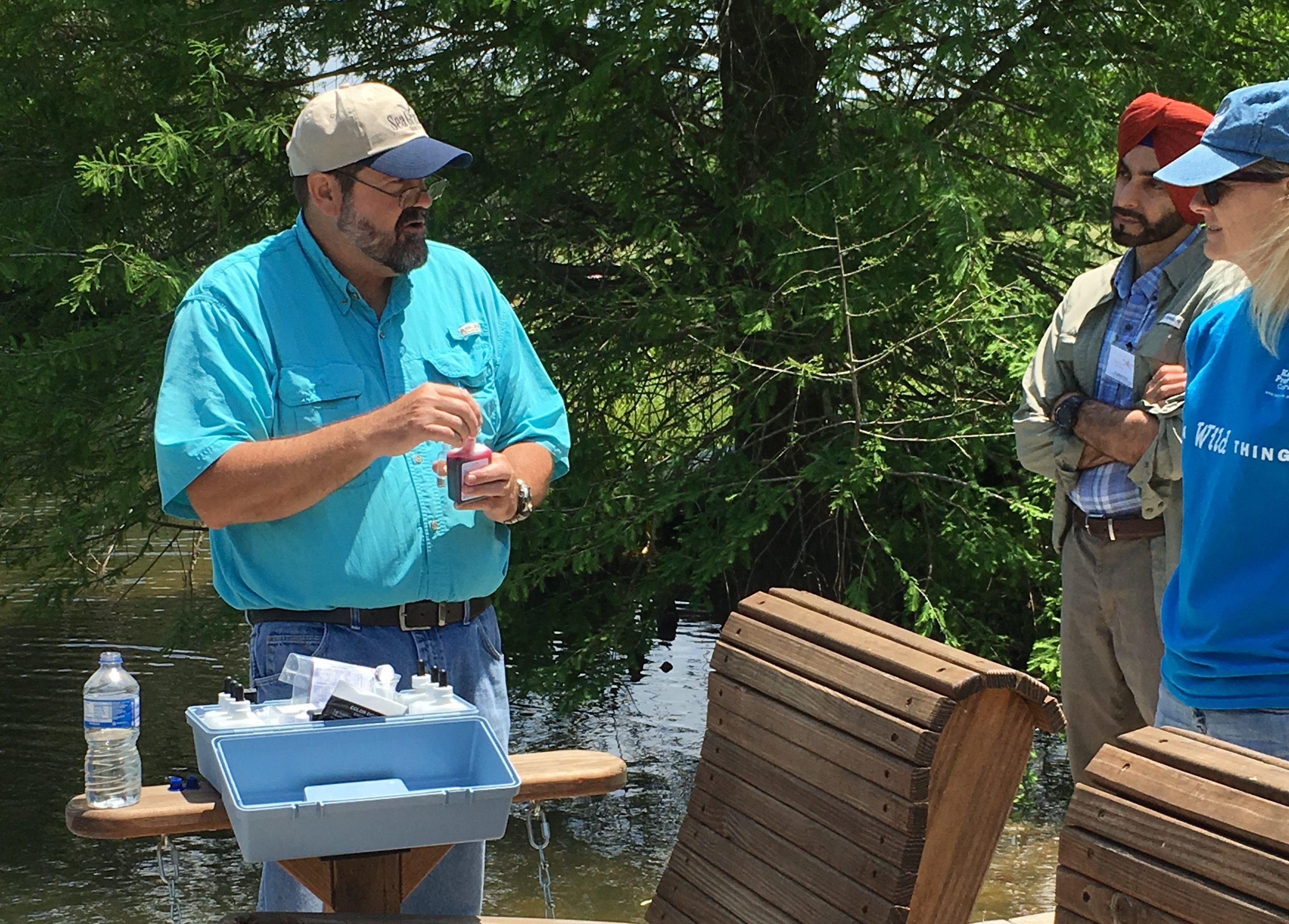 WATER TESTING 2017 – 2