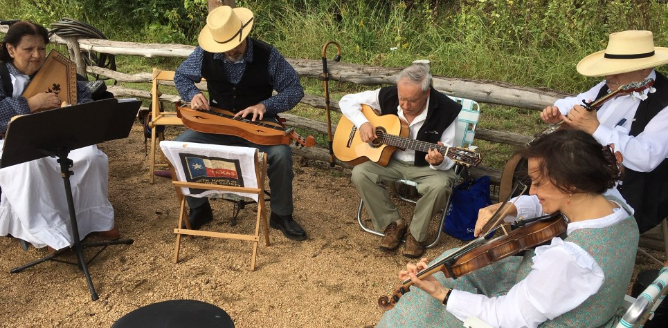 SNF: 2018:  North Harris County Dulcimer Society