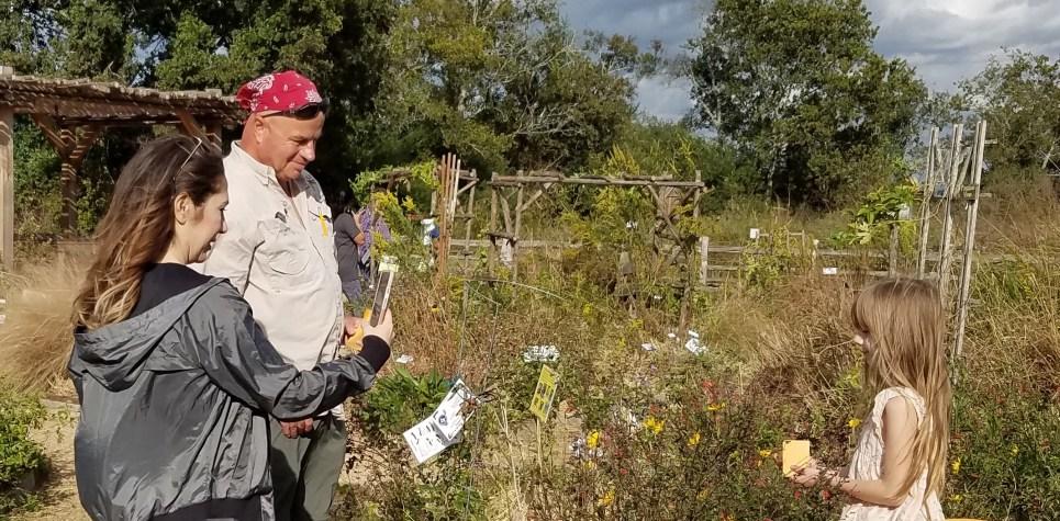 SNF 2018: Mark Morgenstern in Demo Garden