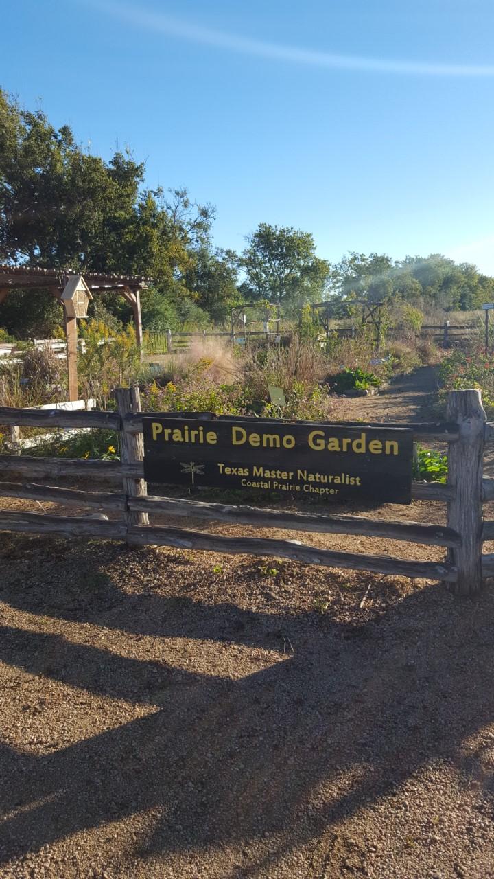 Seabourne Prairie Garden Sign Kimberly Farou Nov 3 2018