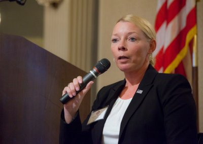 Texas Business Roundtable | Candidate Ashley McKee