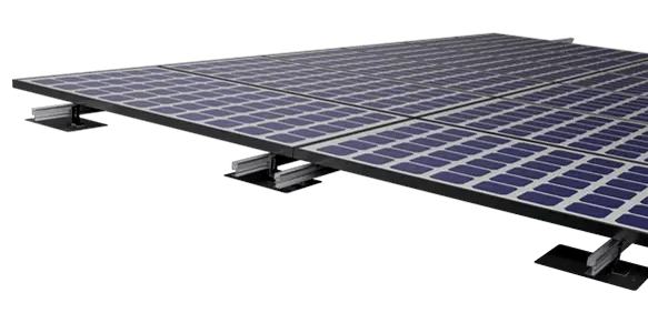 Off-Grid Solar System  Roof