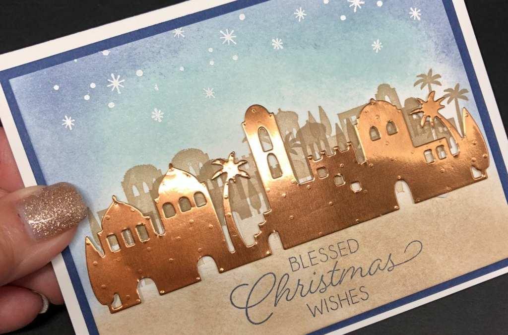 Night in Bethlehem Card Two