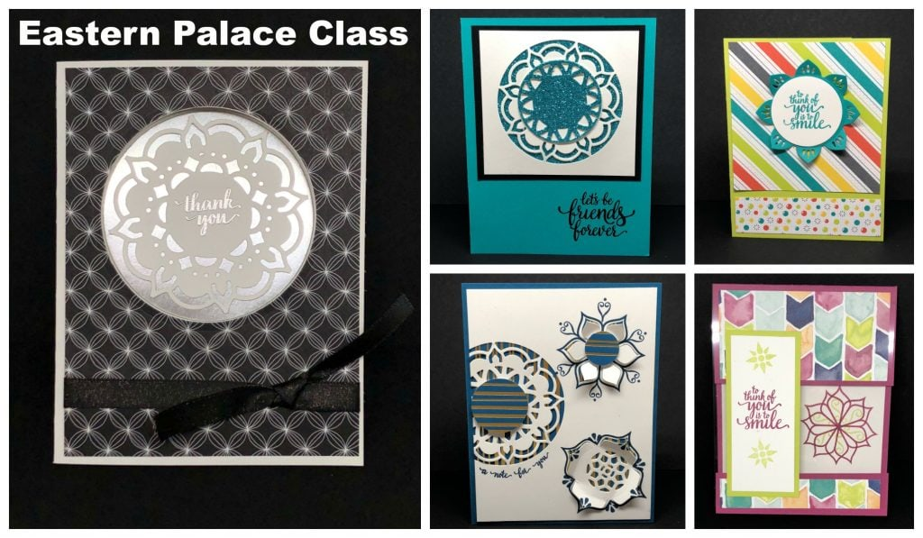 Eastern Palace Online Card Class
