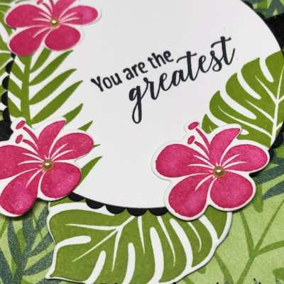 Stampin' Up! Tropical Chic Card Ideas