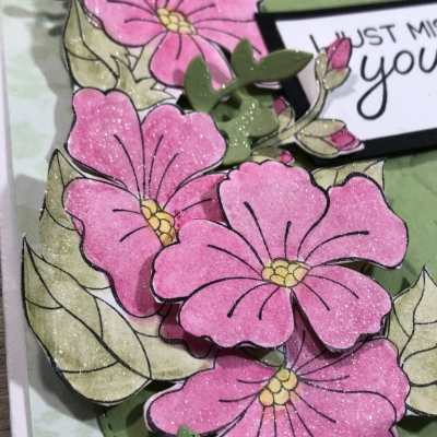 Coloring Techniques and Tips with Stampin' Up! Blended Seasons
