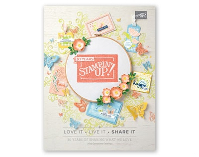 Occasions 2019 Catalog Shop with Sharon Armstrong, TxStampin