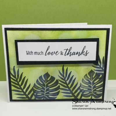 Bokeh Effects in Card Making