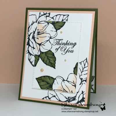 Charming Handmade Card That is Easy and Beautiful