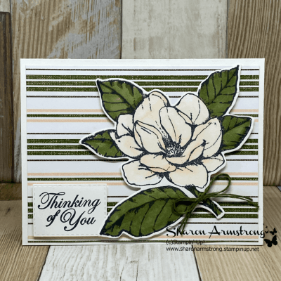 A Gorgeous Flip Fold Card You Can Make in Easy Steps