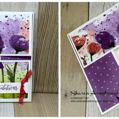 How to Make a Gorgeous Double Gate Fold Card
