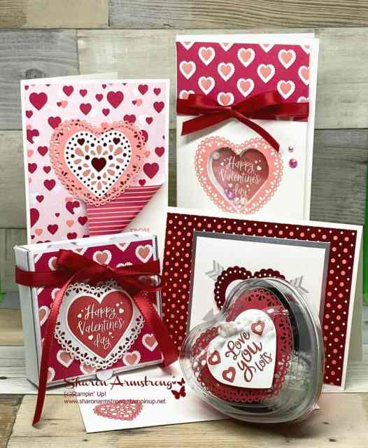 Valentine's-Day-Shaker-Card-and-Paper-Crafts