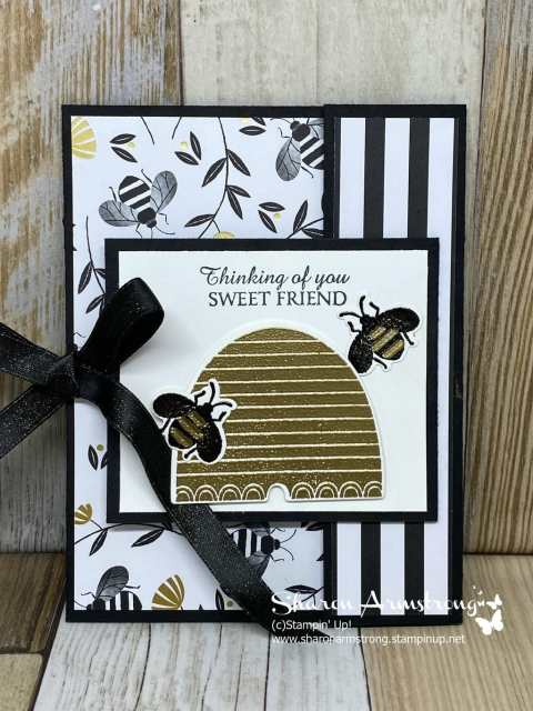 Honey-Bee-Greeting-Card-Fun-Fold