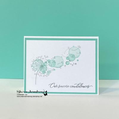 Simple Handmade Sympathy Cards You Can Make in Minutes