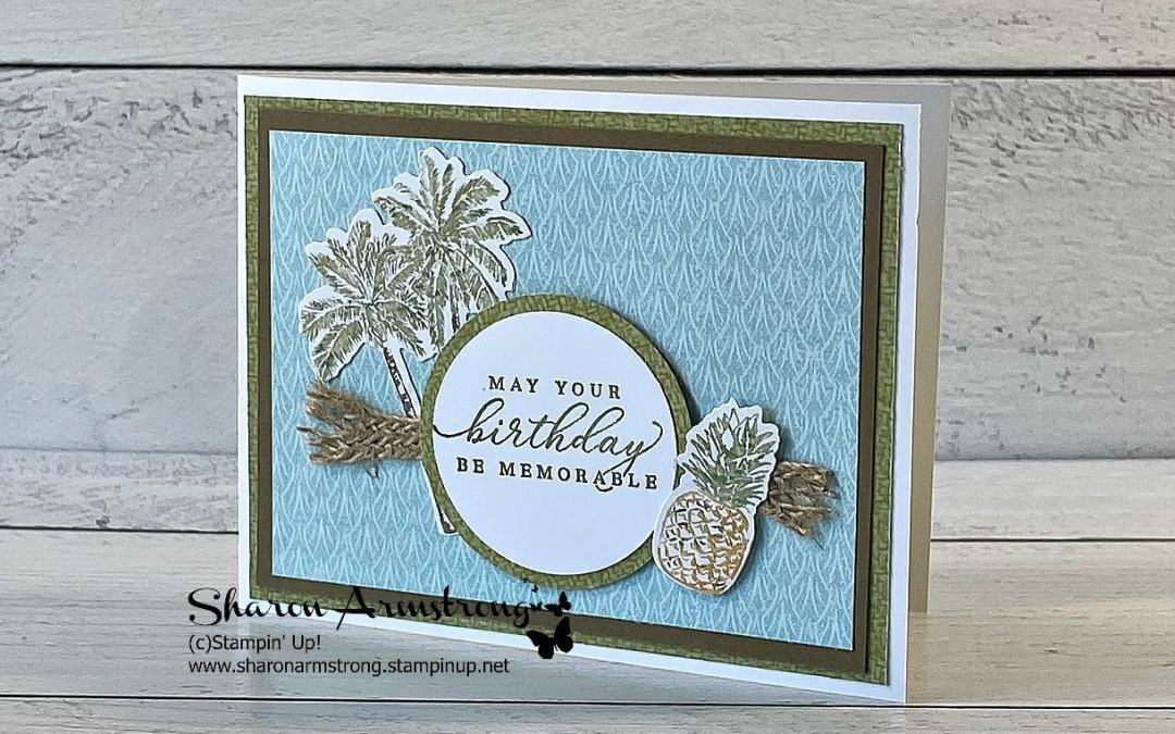 Learn a Stamping Technique that Will Rock Your World | Card Making