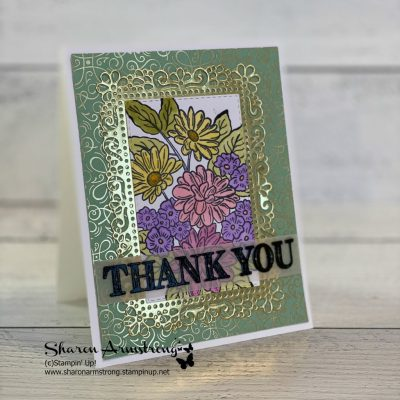 Learn How to Craft The Most Ornate Garden in Card Form!