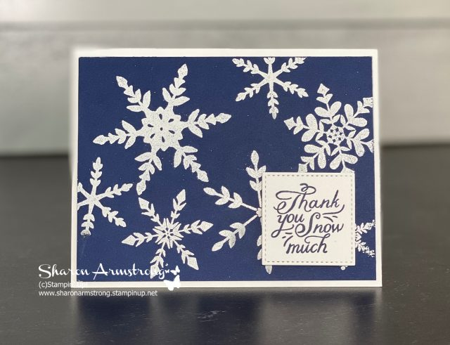 new-Christmas-Card-Ideas-with-white-snowflakes-on-dark-blue-background