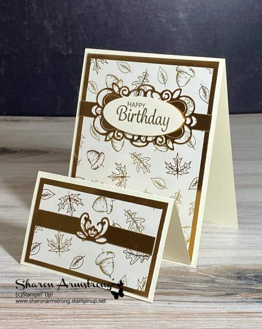 fall-birthday-card-fun-fold-card-idea-with-foil-paper