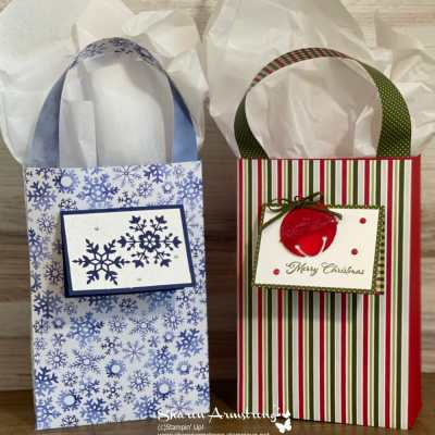 DIY Gift Bags You Can Make That Are Easy and Cute | Free Download