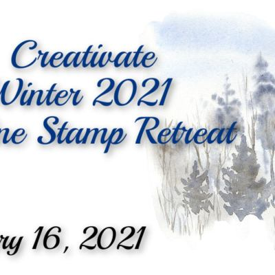 Creativate Online Retreat January 16, 2021