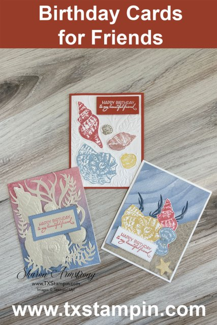 Save these ideas on Birthday cards for friends to your favorite Pinterest board.