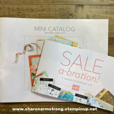 New Stampin' Up! Products are Here + Sale-A-Bration Kickoff