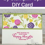 Stampin' Up! Happy Thoughts Card Ideas