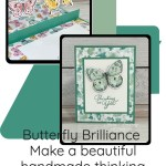 Make a beautiful handmade thinking of you card