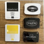 Ink Pads for Stamps: Breaking Down What's Best & What Works