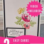 3 Easy Cards to Make
