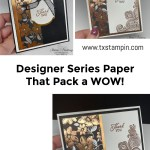 DIY Designer Paper Cards That Pack a WOW