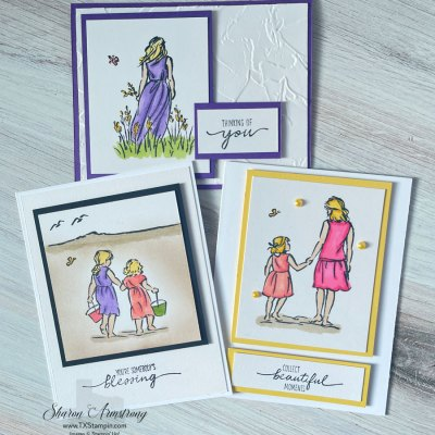 Stampin' Blends: Why I Love Using Them to Make Greeting Cards?