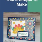 Vellum Craft Idea That Is Simple To Make