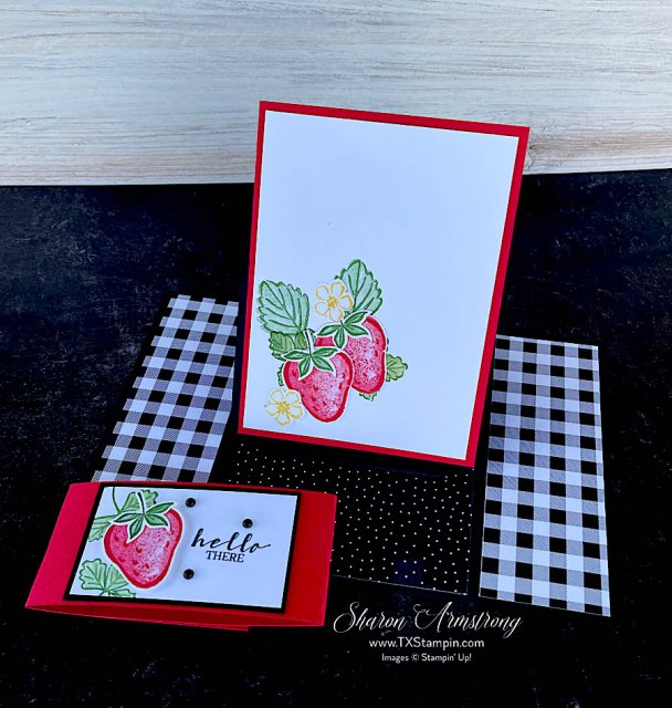 You can learn to make gatefold easel cards so easily.