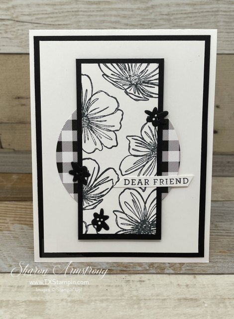 Black-and-white-DIY-card-made-with-Stampin'-Up!-Art-in-Bloom