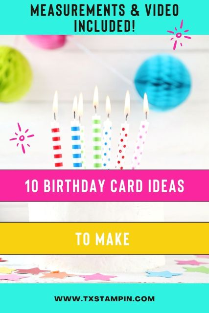 10-birthday-card-ideas-to-make-for-birthdays