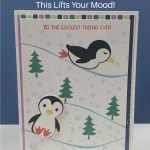 3 Penguin Place Greeting Cards You Can Make To Lift Your Mood