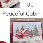 Stampin' Up! Peaceful Cabin Card Ideas