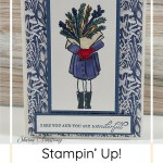 Stampin' Up! Delivering Cheer: Greeting Cards to Make