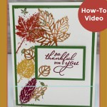 How To Use Die Cuts To Add Dimension To Your Paper Crafts