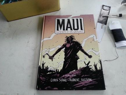 Maui Legend of the Outcast