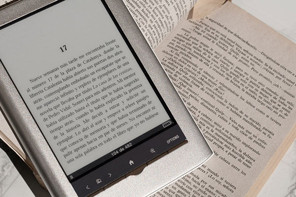 Beyond E-Books
