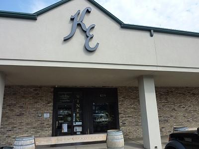 KE Cellars - outside