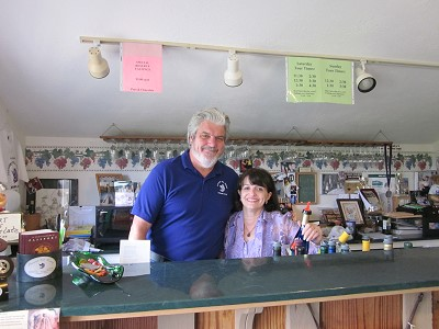 Pleasant Hill - the owners