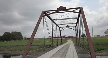 Saddlehorn - bridge