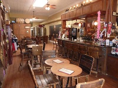 Georgetown Winery - inside