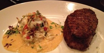 Sullivan's Steakhouse - Steak & Cake