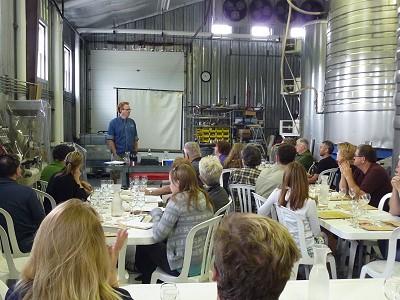Winery U - the class