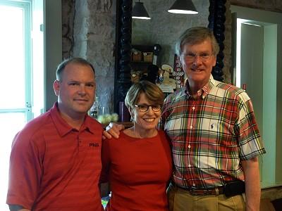 Brennan Vineyards - winemaker and owners