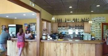 Lost Oak Winery- inside